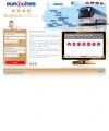 Prezentační web autobusových linek Eurolines Business Class.